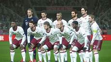 Pes 2017 Uefa Chions League Fc Bayern Munich Vs