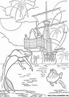 Malvorlagen Prinzessin Arielle Arielle Die Meerjungfrau Malvorlagen Malvorlage