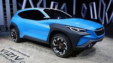 subaru viziv adrenaline concept geneva 2019 newcar design