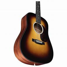 Martin Dreadnought Jr Acoustic Sunburst Gear4music
