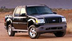 2001 ford explorer sport trac road test