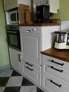Cuisine Ikea Et Lave Vaisselle En Hauteur Vintage Home
