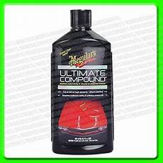 meguiars ultimate compound g17216eu paint restorer 2p ebay