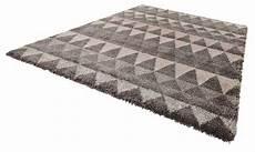 Otto De Teppiche - hochflor teppich 187 triangle 171 mint rugs rechteckig h 246 he