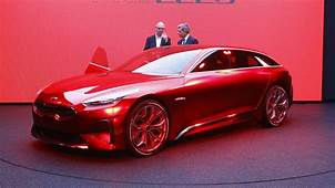 Kia Proceed Concept Shows Its Drop Dead Gorgeous Body In Full