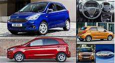 Ford Ka Plus 2017 Pictures Information Specs