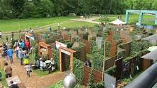 Garten Bronder S Labyrinth Aus Hecken Sichtschutz