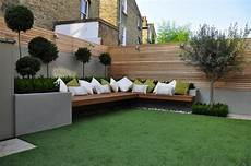Corner Seating Areas For Small And Spacious Gardens