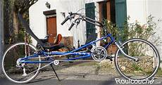 porte velo intersport occasions v 233 los 233 s tricycle tandem roulcouch 233