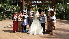 disney s aulani weddings youtube