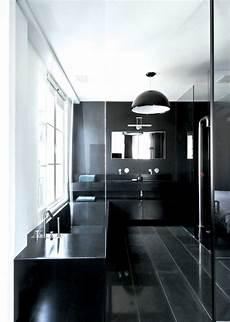 salle de bain design gris salle de bain design noir et gris