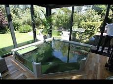 bassin koi interieur bassin a koi avec soudoplast