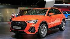 2019 audi q3 bows with sporty look high tech cabin