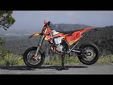 2017 ktm exc 300 supermoto دراجة نارية قوية جدا بقوة 300