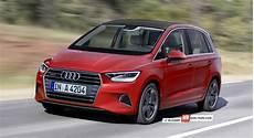 2018 Audi A3 Mpv Audi A2 Successor Rendering