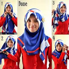 Tutorial Segitiga Simple 2016 17 Hijabiworld