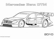 Rennwagen Malvorlagen Lyrics Mercedes Dtm De 2010 Dibujo Para Colorear Categor 237 As