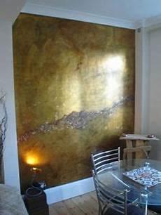 Metallic Wandfarbe F 252 R Ein Luxuri 246 Ses Ambiente In Ihrer