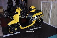 Scoopy New Modif by Modifikasi All New Scoopy 13 Aripitstop