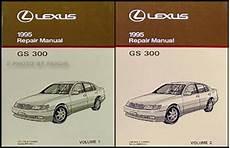 online service manuals 1997 lexus sc user handbook 1995 lexus gs 300 repair shop manual original 2 volume set