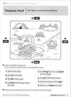 worksheets on directions for grade 4 11747 014180i1 jpg 586 215 800 map skills worksheets handwriting worksheets for map skills