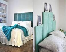 Betten Für Kleine Schlafzimmer - 50 schlafzimmer ideen f 252 r bett kopfteil selber machen
