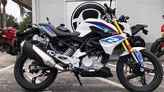 bmw 310 r 87947 2018 bmw g 310 r in pearl white metallic at cycles of ta bay