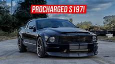 beastly procharged mustang 10 year owner review 2006