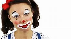 beginners clown painting tutorial snazaroo