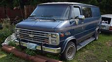 Starting Chevrolet Chevy G20 Beauville After 1 Year
