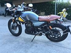 Motorrad Occasion Kaufen Mondial Hps 125 Camenzind Motos