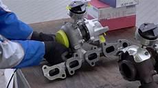 mahle turbolader wechsel leg den turbo ein