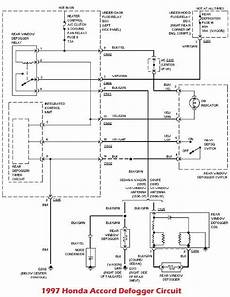 1997 Honda Accord System Wiring Diagram Circuit Wiring