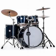 Traps Drums A400 Portable Acoustic Drum Set Muzikone
