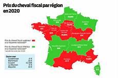 Prix Carte Grise 2019 Le Co 251 T Du Cheval Fiscal Par R 233 Gion