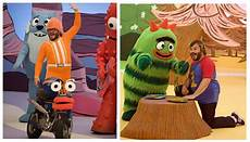 black on yo gabba gabba black rocks out on yo gabba gabba