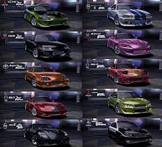 Need For Speed Carbon Am General Fast Furious Car Pack For