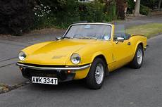 1978 Triumph Spitfire 1500 Leicester 14th July 2011 Flickr