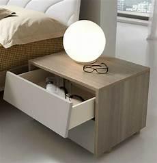 lade per comodini da letto coppia comodini con 2 cassetti varie finiture comodino