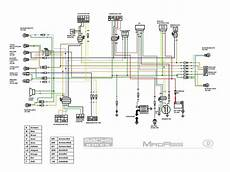 lifan 125 wiring diagram wire center within lifan 125 wiring diagram electric honda