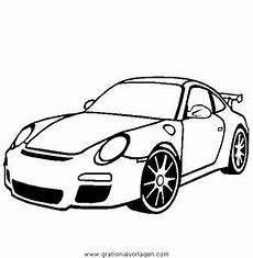 Malvorlagen Auto Porsche Porsche 911 Gratis Malvorlage In Autos Transportmittel