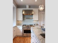 light blue subway tile backsplash   Kitchens   Pinterest
