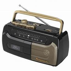 cassette player portable studebaker portable cassette player recorder with fm radio