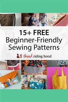 free sewing patterns for beginners 15 free beginner friendly sewing patterns thread riding hood