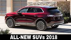 10 All New Suvs Going On Sale In 2018 2019 Interior And