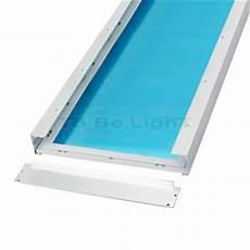 fixation dalle led plafond cadre de fixation pour dalle led 60x120 kit saillie mur