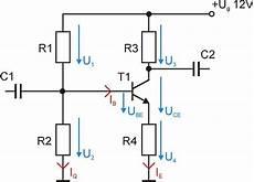 ralph toman strromgegenkopplung in einer transistorschaltung