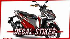 Modifikasi Vario 125 2018 by Kumpulan Modifikasi Decal Stiker Honda Vario 125 150 Esp