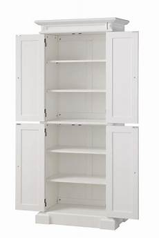 White Kitchen Pantry Cabinet Lowes by Storage Cabinet Pantry With Home Styles