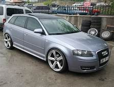 2006 Audi A3 Sportback 8p – Pictures Information And
